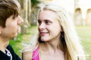 Crystal palace park, couple portrait photography, engagement portrait photography