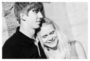 London based portrait photographer, couple portraits