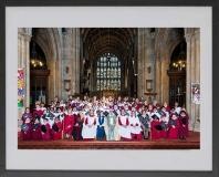 Minster choir frame £30